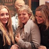 Pascaline Millar, Octavia Gray and Fran Newman Young