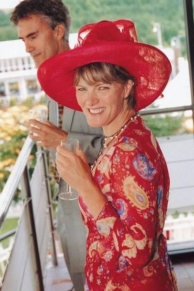 Mrs Justin Byam Shaw