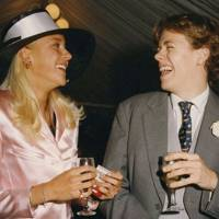 Libbet Paravicini and Tom Parker Bowles