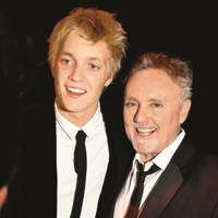 Rufus Tiger Taylor and Roger Taylor