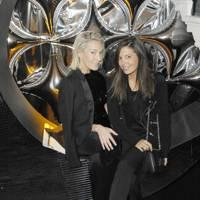 Olivia Buckingham and Amanda Sheppard