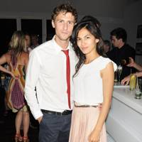 Jonathan Howard and Elodie Yung