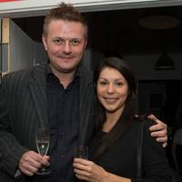 David Howe and Danielle Tarento
