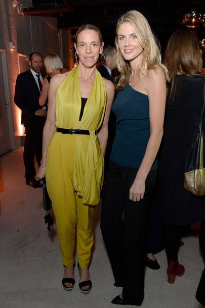 Donna Air and Tiphaine de Lussy