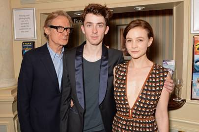 Bill Nighy, Matthew Beard and Carey Mulligan