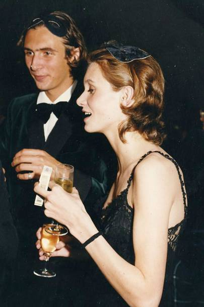 Viscount Slane and Lady Henrietta Conyngham