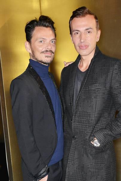 Matthew Williamson and Joseph Velosa