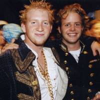 Rory Kindersley and Tom Kevill-Davies