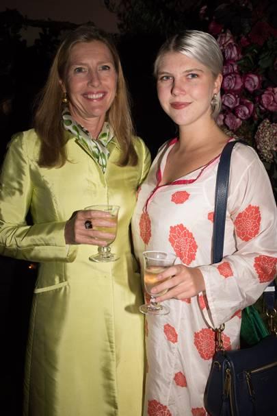 Sophie Conran and Coco Conran