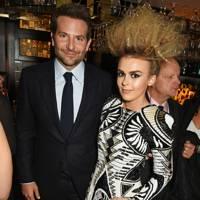 Bradley Cooper and Tallia Storm