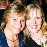Kate Holland-Hibbert and Lucy Fraser