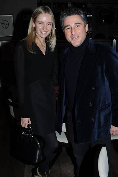 Nadya Abela and Luca Del Bono
