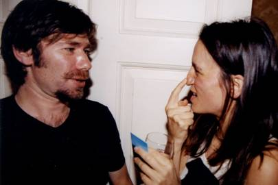 Mat Collishaw and Georgie Byng