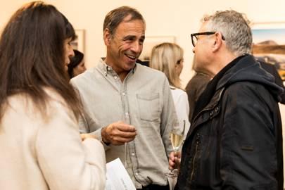 Jill Green, Anthony Horowitz and J F Burford