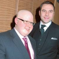 Matt Lucas and David Williams
