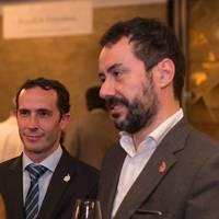 Bela Abellan Alvarez and Alex Aranzábal