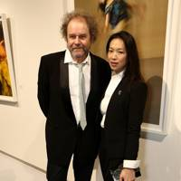 Mike Figgis and Rosey Chan