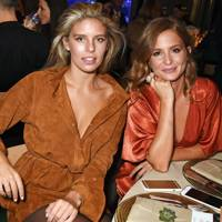 Natasha Oakley and Millie Mackintosh