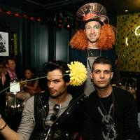 Mark-Francis Vandelli, Jason Barlass and Zaid Shalhoub