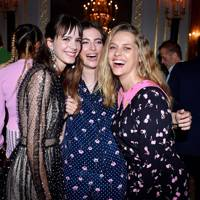 Stacy Martin, Millie Brady and Teresa Palmer