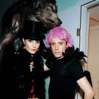 Mellissa Bradbury and Justin Etzin