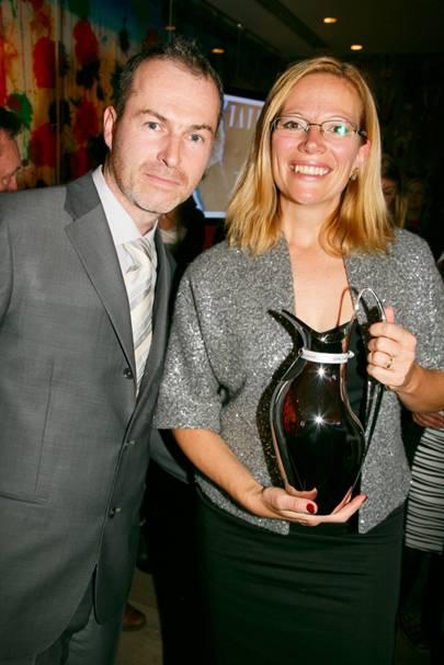 Ivo Bartonek and Marta Horakova