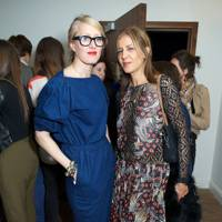 Isabella Macpherson and Azzi Glasser