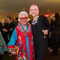 Sue Kreitzman and Harriet Vine