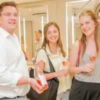Howard Abernethy, Jessica Tagg and Kayleigh Jordan