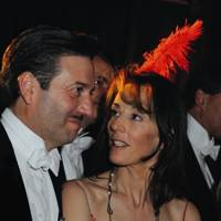 Roger Weatherby and Mrs Roger Weatherby