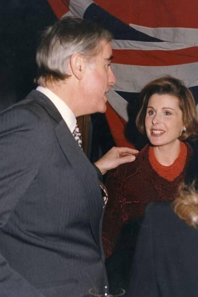 Rupert Hambro and Lady de Rothschild