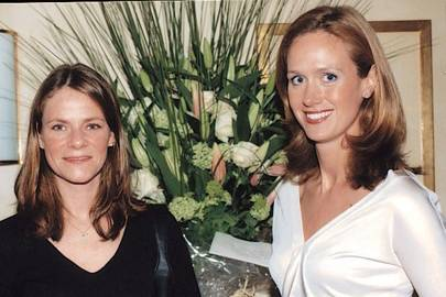 Charlotte Nordenfalk and Countess Marie Douglas-David
