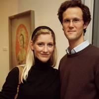 Alexandra Jaffrey and Fraser Robinson
