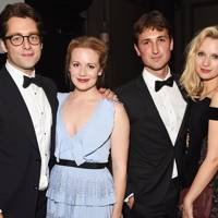 Richard Rankin, Cara Theobold, Ben Lloyd-Hughes and Emily Berrington