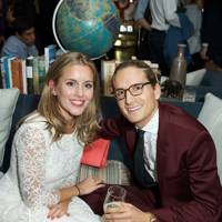 Caggie Dunlop and Oliver Proudlock
