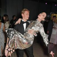Sergei Polunin and Erin O'Connor