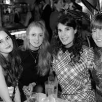 Annabelle Spranklen, Lara Monro, Lisa Williams and Louisa Jones