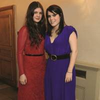 Alexandra Cronan and Princess Eugenie