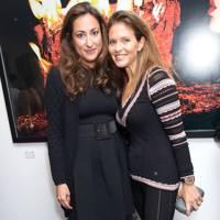 Horcense Dorouret and Nora Sabrier