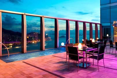 W Hotel, Hong Kong