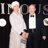 Lady Emma Fellowes and Lord Fellowes