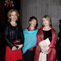 Juliet Stevenson, Celia Imrie and Joan Rodgers