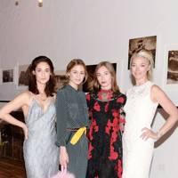 Andi Potamkin, Olivia Palermo, Anouska Beckwith and Tamara Beckwith