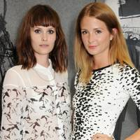 Charlotte De Carle and Millie Mackintosh