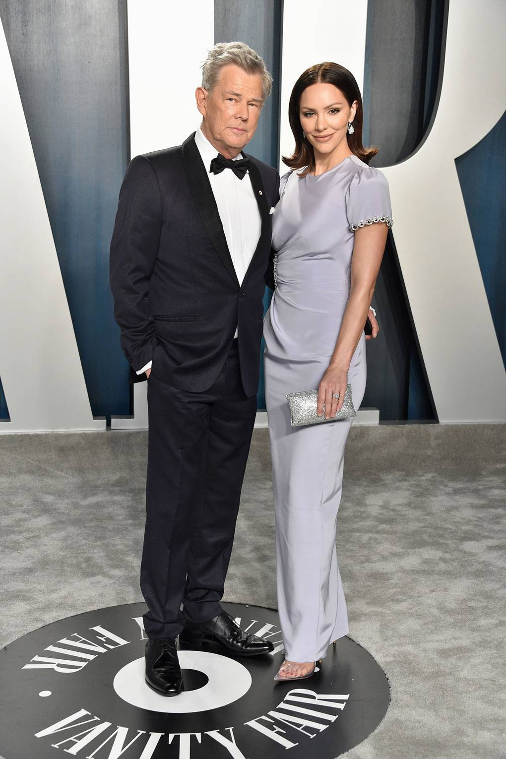 David Foster The Former Step Father Of Gigi And Bella Hadid Is Prince Harry S New Father Figure Tatler