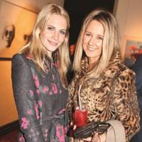 Poppy Delevingne and Alice Brudenell-Bruce