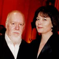 Peter Blake and Mrs Peter Blake