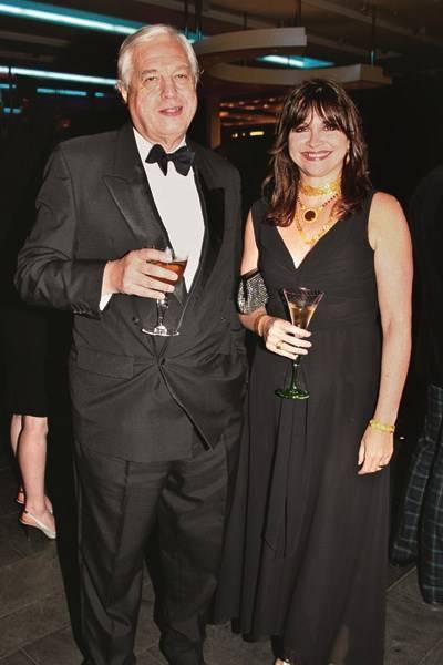 John Simpson and Dee Simpson