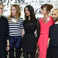 Anna Teurnell, Colombe Campana, Behnaz Aram, Philomène Tellaroli and Luca La Rocca