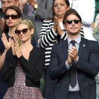 Tamsin Egerton and Josh Hartnett